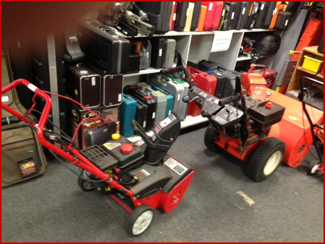 Used snowblowers CT Looking For Used Snowblowers in New Haven CT Area? Express Pawn Has Them!